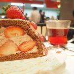 果実園 東京店 チョコショートケーキ